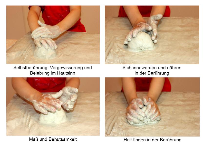 Tara-Hände-Collage mit Untertexten